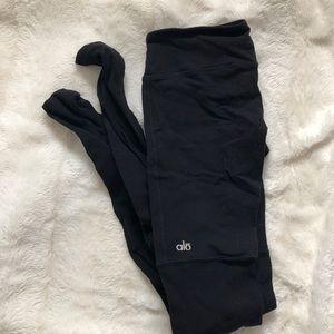 ALO goddess leggings size small black